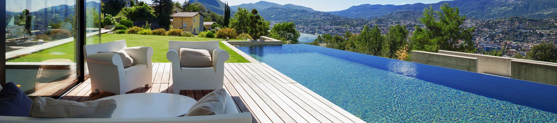 Bild von Urlaub mit Pool