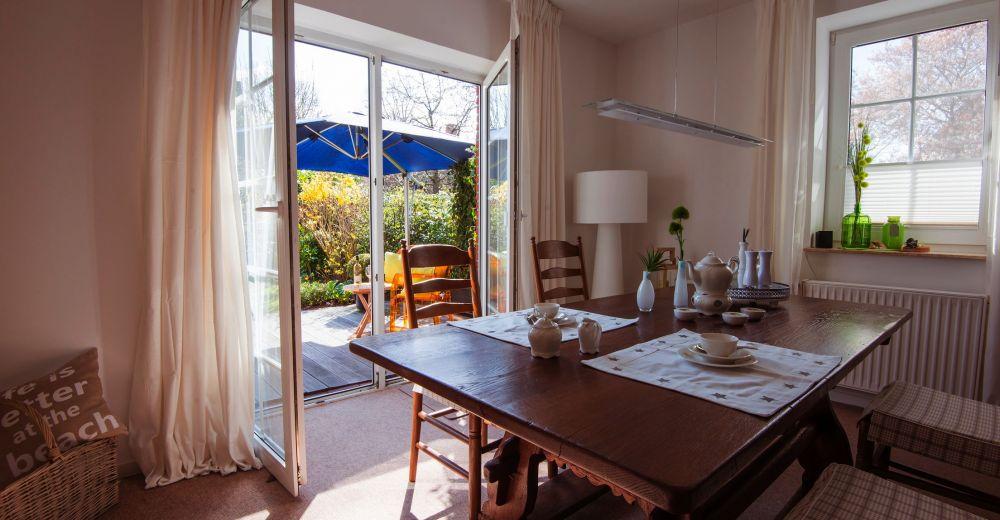 5* Ferienwohnung Achtersied im Landhaus Alte Apotheke, Ostfriesland