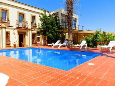 Ferienhaus Casa Del Riu -  5.000 qm Grundstück