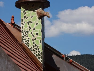 Bild Kuschelwohnung mit Whirlpool & Himmelbett