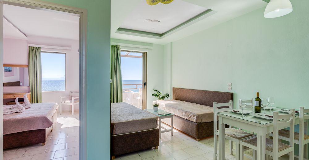 Alkionis Beach Kreta Ferienwohnungen am Meer