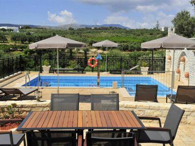 Kreta Ferienhaus Semeli mit 3 Schlafzimmern