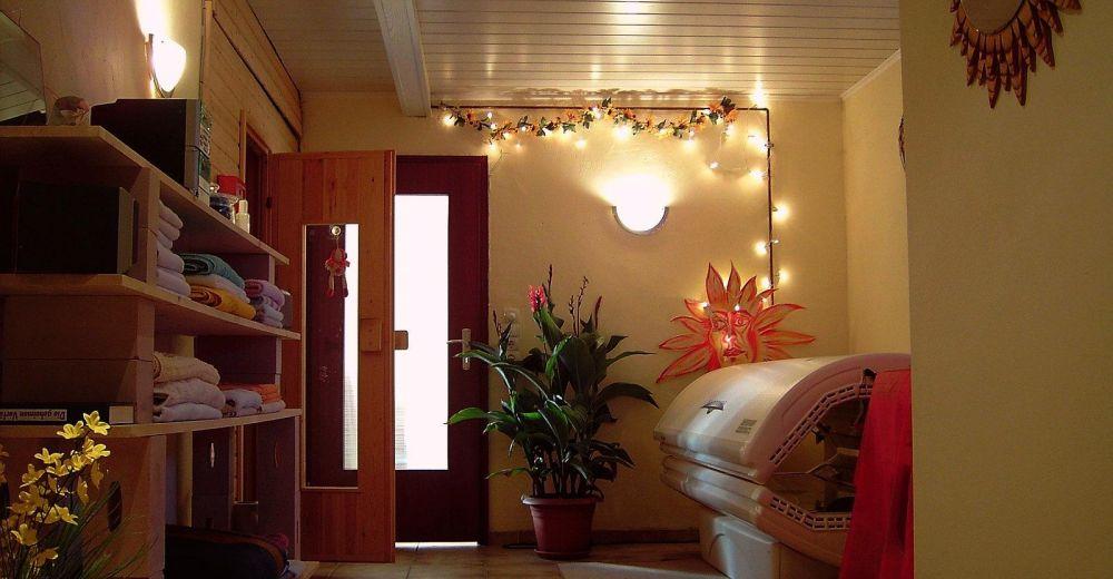 ****Ferienwohnung Sonnenblume mit Sauna in der Vulkaneifel
