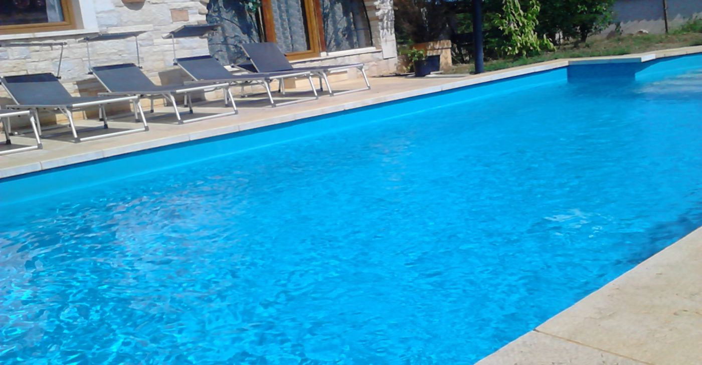 Ferienhaus JM mit Pool