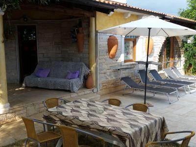 Bild Ferienhaus JM mit Pool
