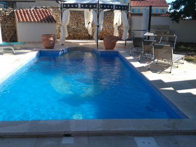 Familien Ferienwohnung mit Pool