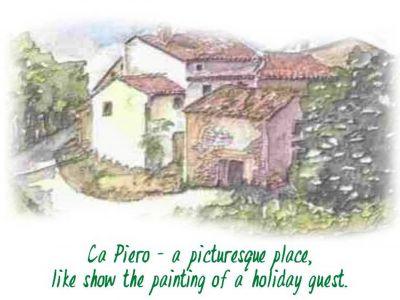 Bild Ca Piero - Ferienhaus Italien für 8, 12, 16 und 20 Personen
