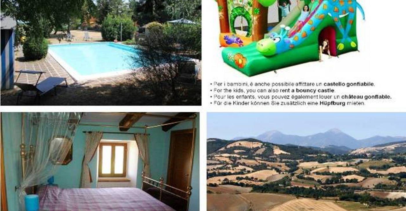 Ca Piero - Ferienhaus Italien für 8, 12, 16 und 20 Personen