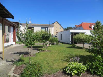 Bild FeWo Seestern im Ostseeheilbad Graal-Müritz, kinderfreundlich, mit Garten
