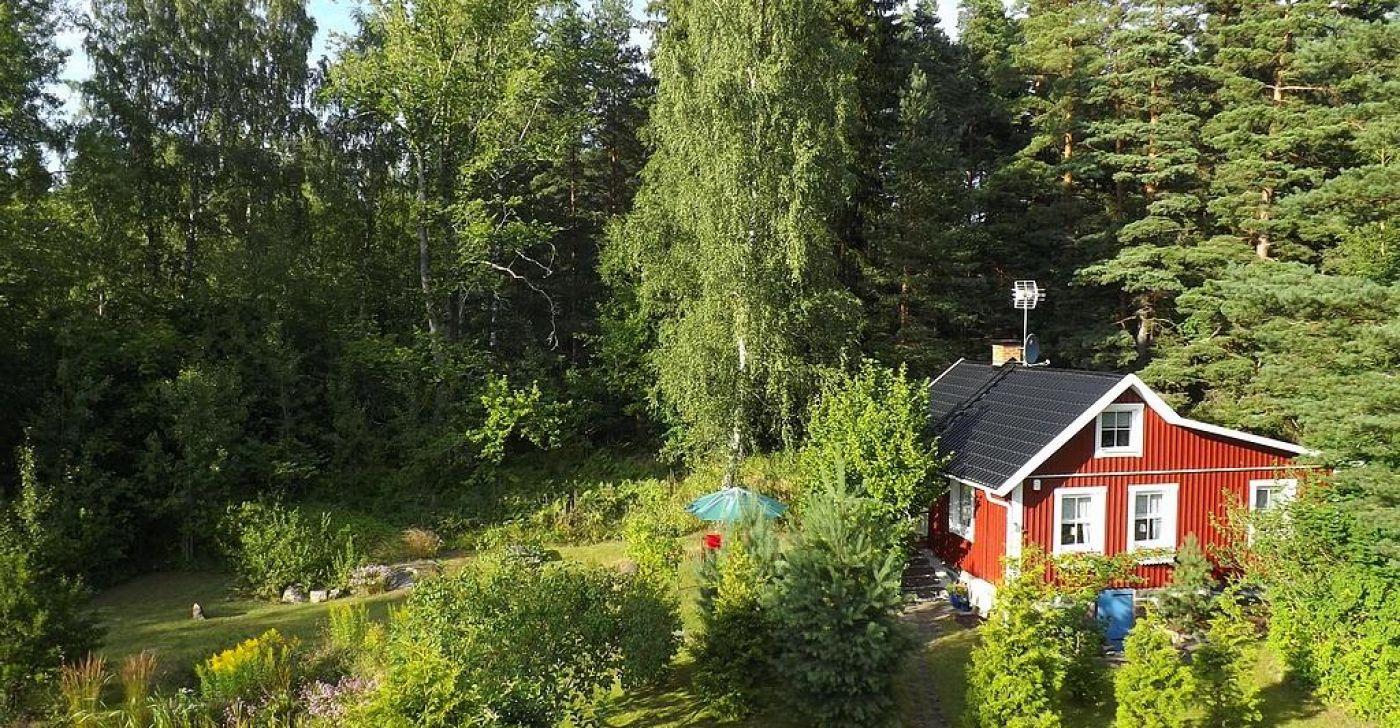 Ferienhaus Smaland, Lillesjö