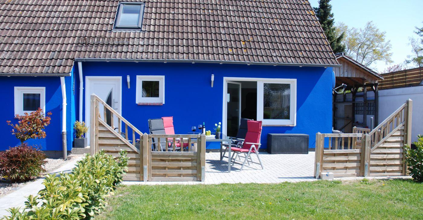 Ferienhaus Einfach mal in´s Blaue ****