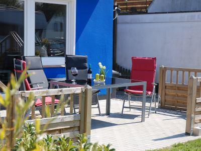Bild Ferienhaus Einfach mal in´s Blaue ****