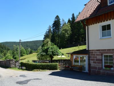 FeWo Waldblick im Schwarzwaldhaus Zwink