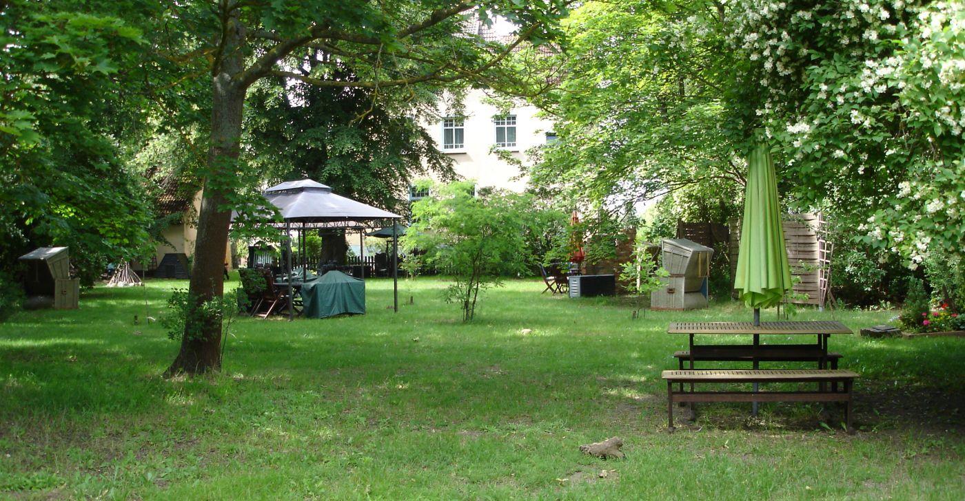 Ferienwohnungen am Rosengarten