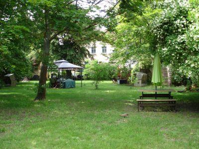 Bild Ferienwohnungen am Rosengarten