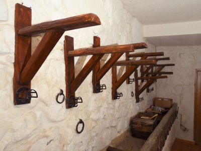 Bild Zimmer auf Reiterhof in der Hoch provence