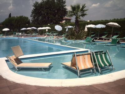 Bild Terrassentraum - Luxusapartment mit Whirlpool