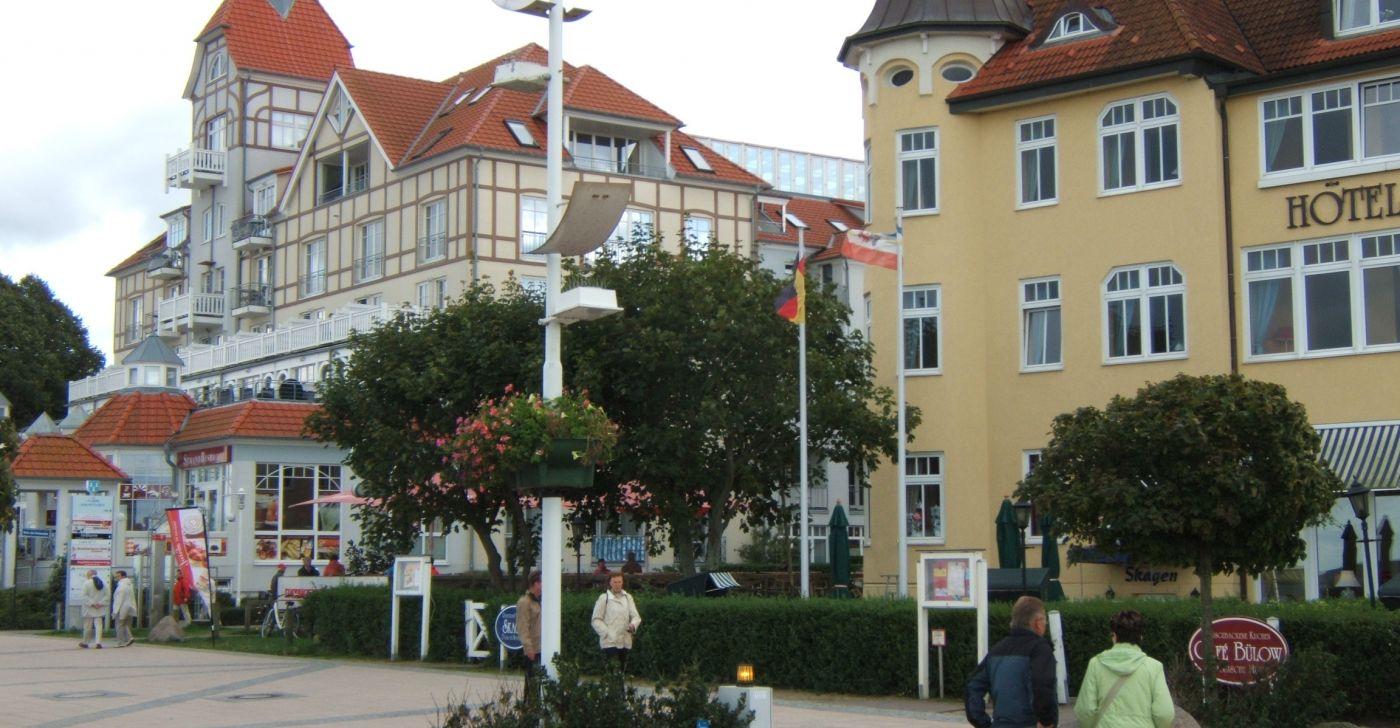 2-Zi-Ferienwohnung LAGUNA-Residenz am Meer, Kühlungsborn