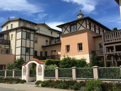 3-Zi-PENTHOUSE-Ferienwohnung mit Meerblick: SEESTERN-Residenz