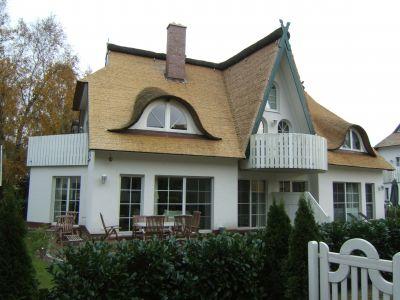 3-Zi-Ferienwohnung SEELORD mit kleinem Garten/ ZINGST