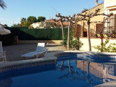 Ferienhaus Casa Pilar mit Pool