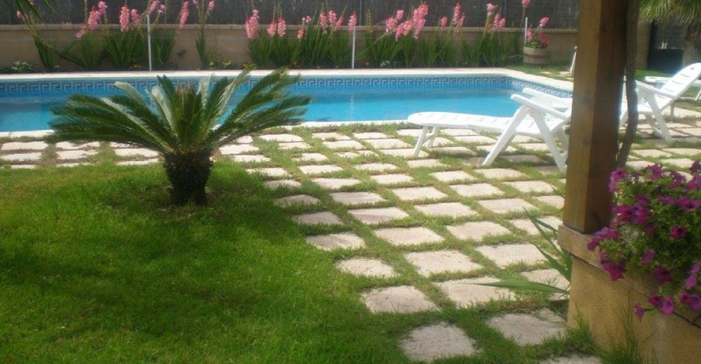 Villa Esther mit Pool