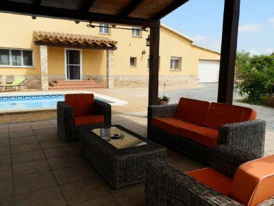 Bild Finca Casa Mas Marquesa mit Pool
