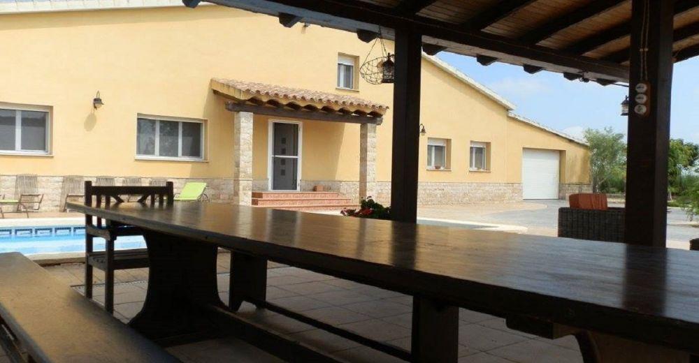 Finca Casa Mas Marquesa mit Pool