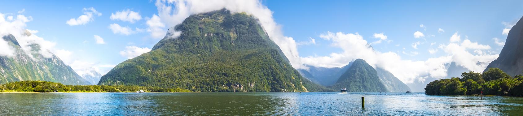 Bild von Neuseeland