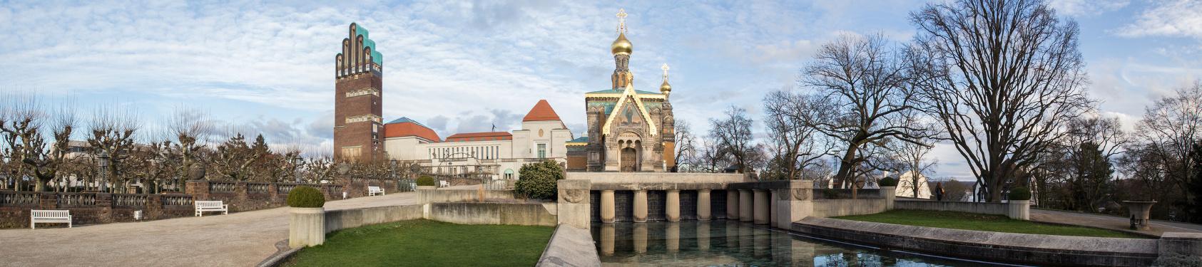 Bild von Darmstadt