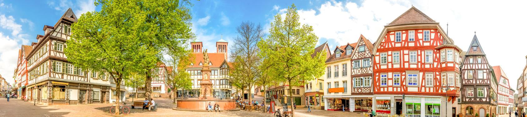 Bild von Bensheim