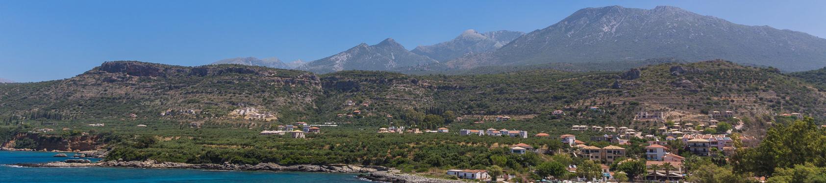 Bild von Peloponnes
