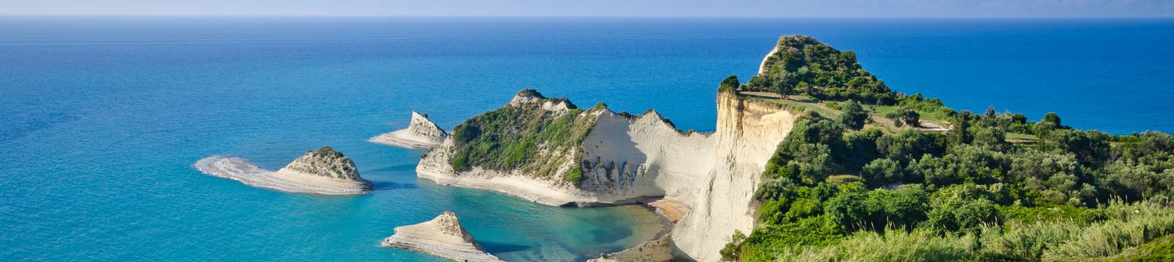 Bild von Korfu