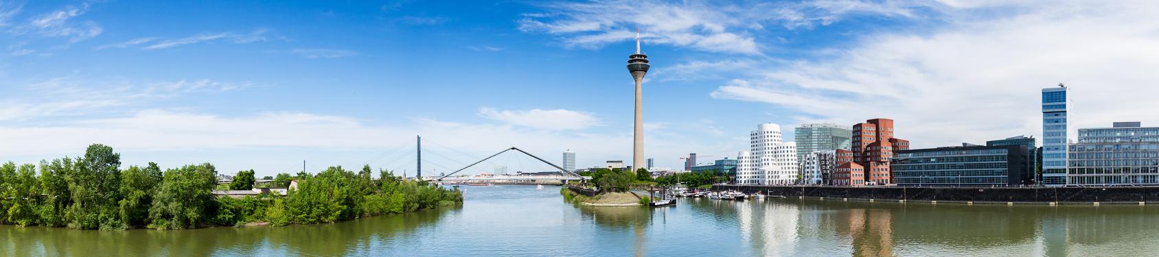 Bild von Düsseldorf