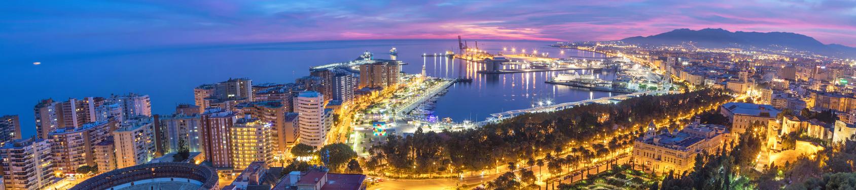 Bild von Málaga
