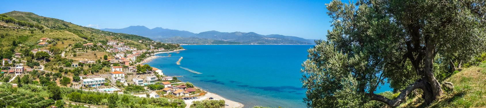 Bild von Salerno und Umgebung