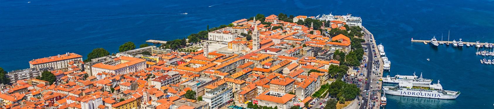 Bild von Zadar